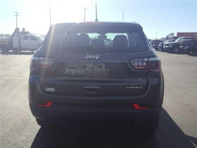 2018 Jeep Compass Sport (Stk: RT003) in  - Image 7 of 18