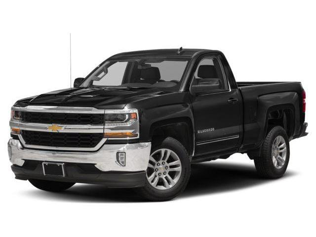 2018 Chevrolet Silverado 1500 1LT (Stk: T8C001) in Mississauga - Image 1 of 8