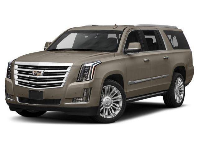 2018 Cadillac Escalade ESV Platinum (Stk: 2830147) in Toronto - Image 1 of 9