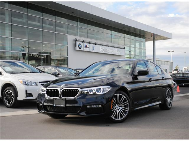 2018 BMW 530 i xDrive (Stk: 8907853) in Brampton - Image 1 of 13