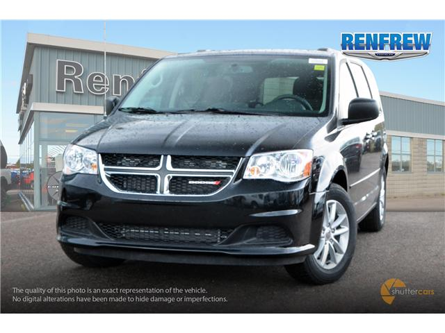 2017 Dodge Grand Caravan CVP/SXT (Stk: SLH239) in Renfrew - Image 1 of 20