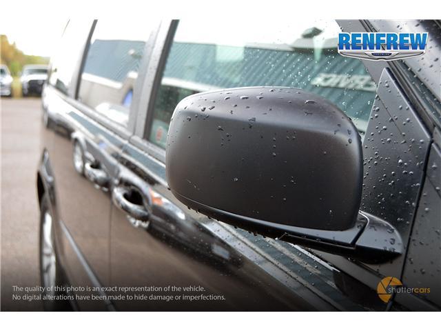 2017 Dodge Grand Caravan CVP/SXT (Stk: SLH239) in Renfrew - Image 6 of 20