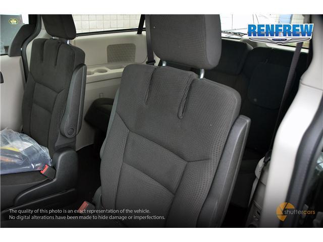 2017 Dodge Grand Caravan CVP/SXT (Stk: SLH239) in Renfrew - Image 8 of 20
