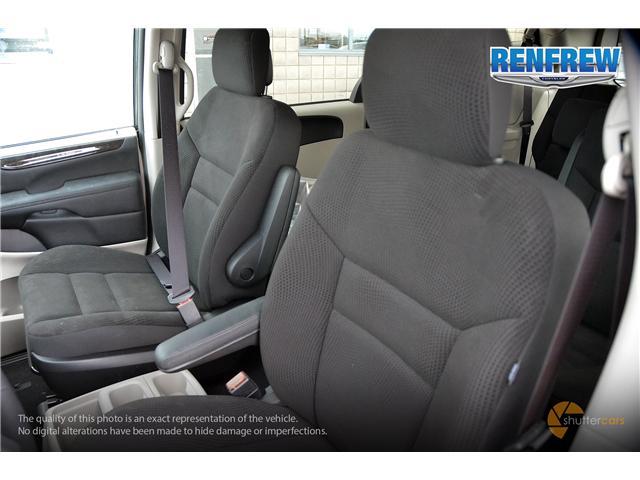 2017 Dodge Grand Caravan CVP/SXT (Stk: SLH239) in Renfrew - Image 11 of 20