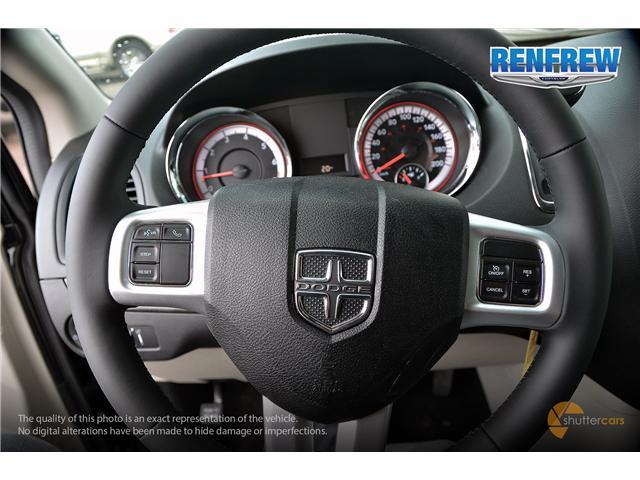 2017 Dodge Grand Caravan CVP/SXT (Stk: SLH239) in Renfrew - Image 12 of 20