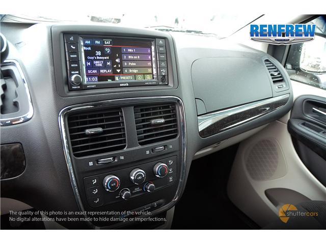 2017 Dodge Grand Caravan CVP/SXT (Stk: SLH239) in Renfrew - Image 14 of 20