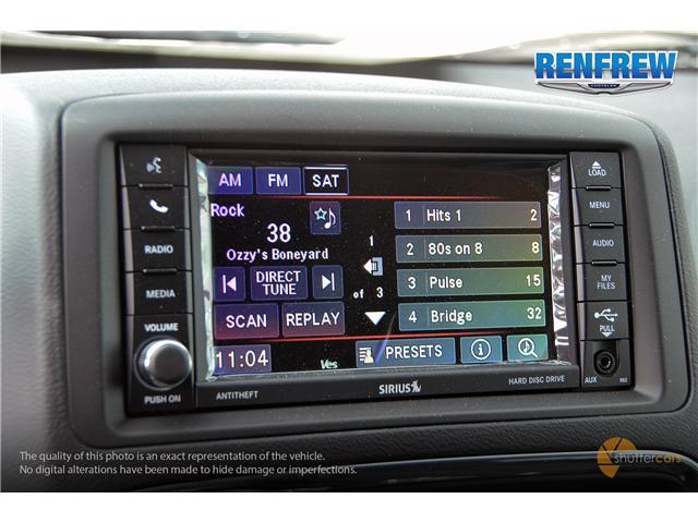 2017 Dodge Grand Caravan CVP/SXT (Stk: SLH239) in Renfrew - Image 15 of 20