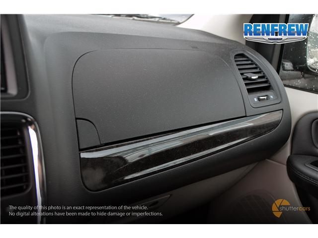 2017 Dodge Grand Caravan CVP/SXT (Stk: SLH239) in Renfrew - Image 18 of 20