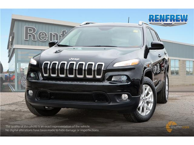 2016 Jeep Cherokee North (Stk: SLG181) in Renfrew - Image 1 of 20