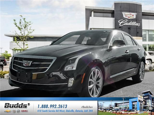 2018 Cadillac ATS 3.6L Premium Luxury (Stk: AT8019) in Oakville - Image 1 of 25