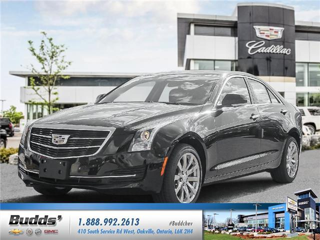 2018 Cadillac ATS 2.0L Turbo Luxury (Stk: AT8036) in Oakville - Image 1 of 25