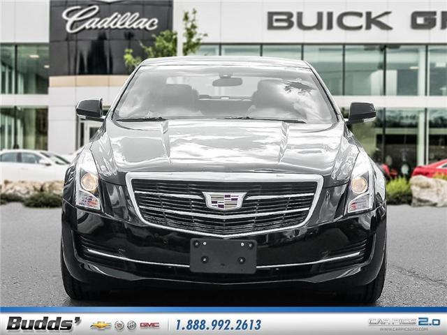 2018 Cadillac ATS 2.0L Turbo Luxury (Stk: AT8036) in Oakville - Image 2 of 25