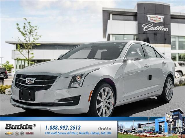 2018 Cadillac ATS 2.0L Turbo Luxury (Stk: AT8037) in Oakville - Image 1 of 25