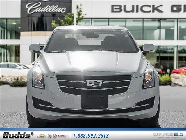 2018 Cadillac ATS 2.0L Turbo Luxury (Stk: AT8037) in Oakville - Image 2 of 25