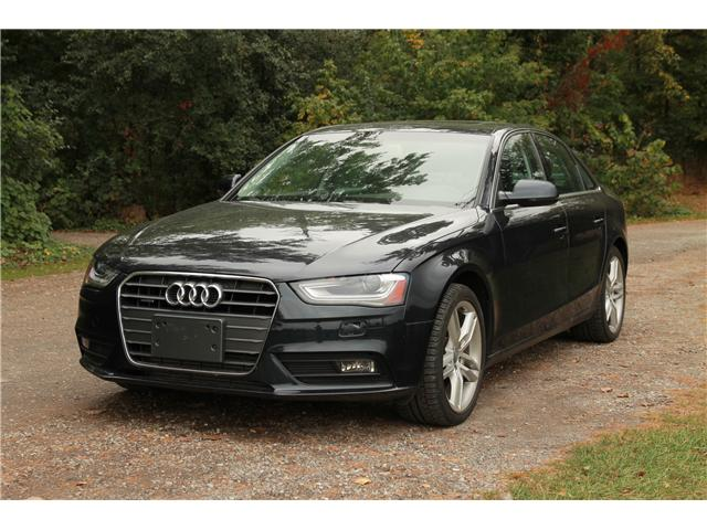 2013 Audi A4 2.0T Premium Plus (Stk: 1709444) in Waterloo - Image 1 of 24