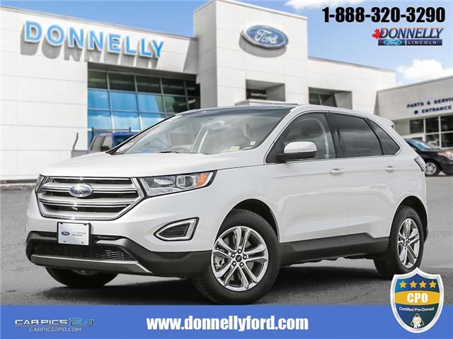 2017 Ford Edge SEL (Stk: DUR5464) in Ottawa - Image 1 of 27