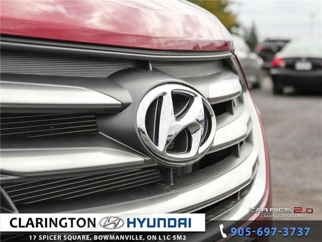 2018 Hyundai Santa Fe Sport 2.4 Base (Stk: 17749) in Clarington - Image 24 of 27