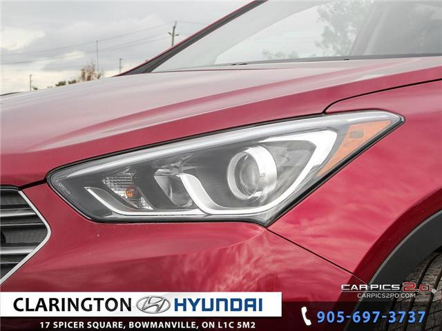 2018 Hyundai Santa Fe Sport 2.4 Base (Stk: 17749) in Clarington - Image 25 of 27