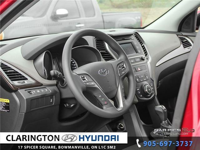 2018 Hyundai Santa Fe Sport 2.4 Base (Stk: 17749) in Clarington - Image 6 of 27
