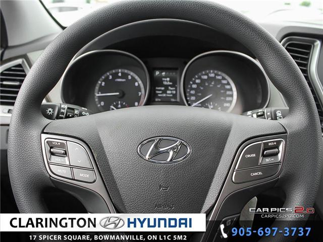 2018 Hyundai Santa Fe Sport 2.4 Base (Stk: 17749) in Clarington - Image 7 of 27