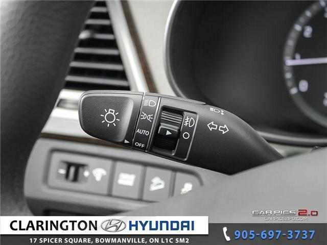 2018 Hyundai Santa Fe Sport 2.4 Base (Stk: 17749) in Clarington - Image 9 of 27