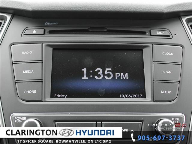 2018 Hyundai Santa Fe Sport 2.4 Base (Stk: 17749) in Clarington - Image 15 of 27