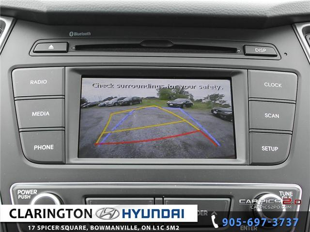 2018 Hyundai Santa Fe Sport 2.4 Base (Stk: 17749) in Clarington - Image 16 of 27