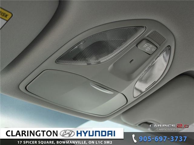 2018 Hyundai Santa Fe Sport 2.4 Base (Stk: 17749) in Clarington - Image 17 of 27
