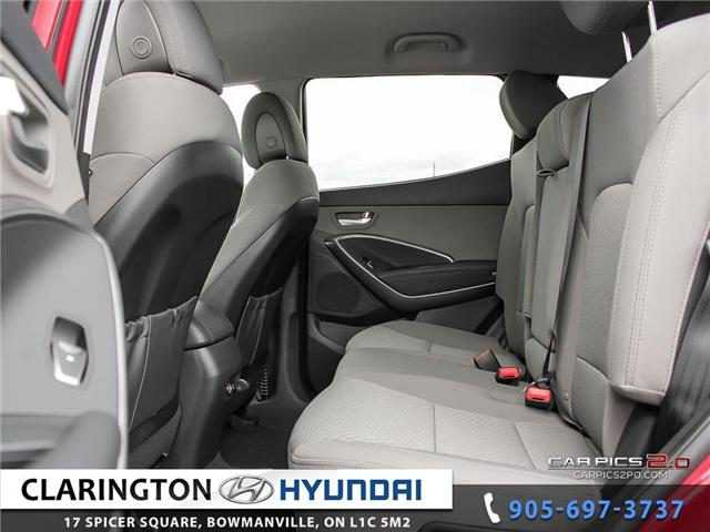 2018 Hyundai Santa Fe Sport 2.4 Base (Stk: 17749) in Clarington - Image 19 of 27