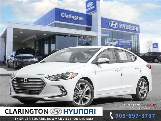 2018 Hyundai Elantra GLS (Stk: 17865) in Clarington - Image 1 of 27