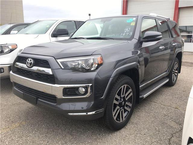 2018 Toyota 4Runner SR5 (Stk: 8RN094) in Georgetown - Image 1 of 6