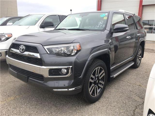2018 Toyota 4Runner SR5 (Stk: 8RN094) in Georgetown - Image 2 of 6