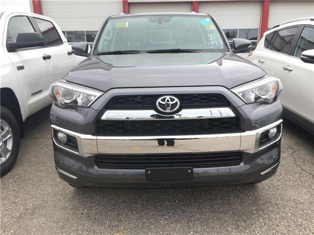 2018 Toyota 4Runner SR5 (Stk: 8RN094) in Georgetown - Image 3 of 6