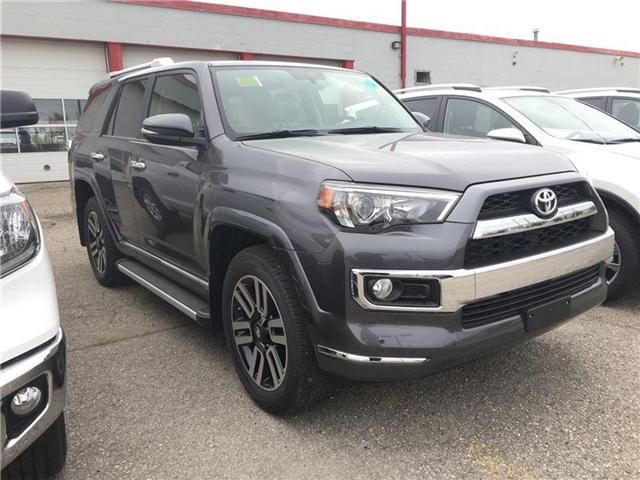 2018 Toyota 4Runner SR5 (Stk: 8RN094) in Georgetown - Image 4 of 6
