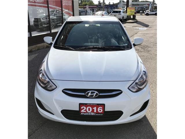 2016 Hyundai Accent GLS (Stk: 313) in Toronto - Image 2 of 14