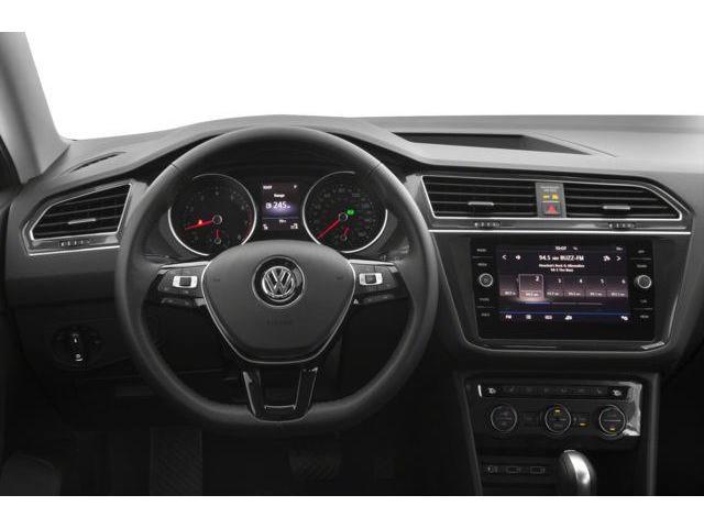 2018 Volkswagen Tiguan Trendline (Stk: T18941) in Brantford - Image 4 of 9