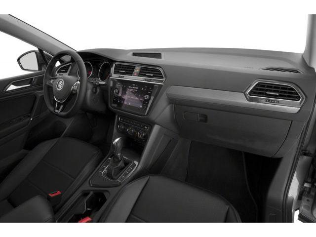 2018 Volkswagen Tiguan Trendline (Stk: T18941) in Brantford - Image 9 of 9