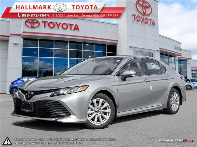2018 Toyota Camry 4-Door Sedan LE 6A (Stk: H18077) in Orangeville - Image 1 of 27