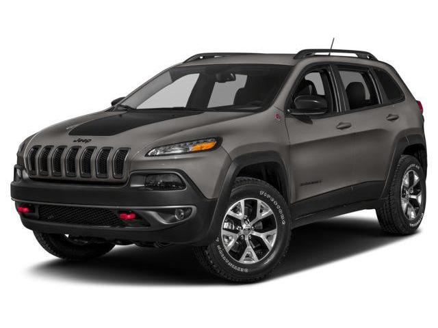 2018 Jeep Cherokee Trailhawk (Stk: 181072) in Thunder Bay - Image 1 of 10