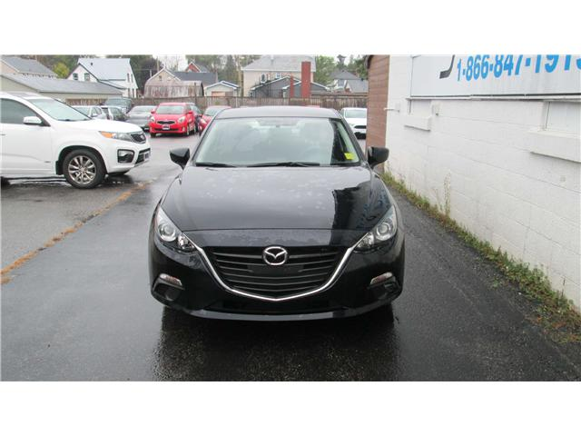 2015 Mazda Mazda3 GX (Stk: 171418) in Kingston - Image 1 of 11