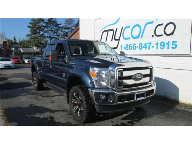 2015 Ford F-250 XLT (Stk: 171048) in Richmond - Image 1 of 11