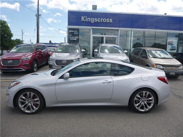 2015 Hyundai Genesis Coupe 3.8 GT (Stk: 24888A) in Scarborough - Image 1 of 11