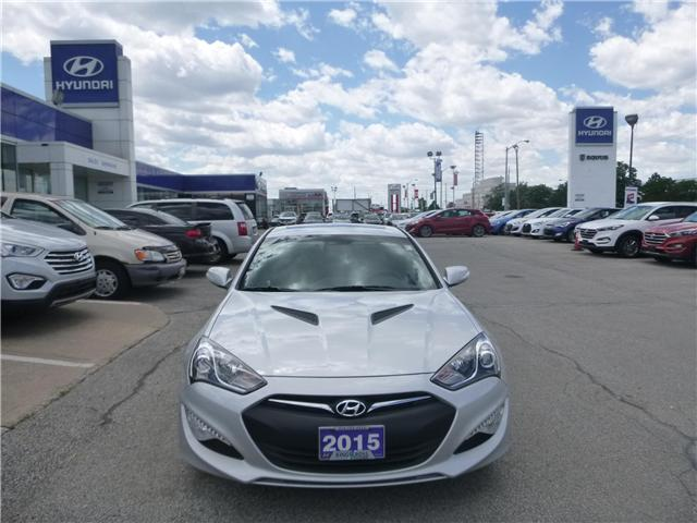 2015 Hyundai Genesis Coupe 3.8 GT (Stk: 24888A) in Scarborough - Image 2 of 11