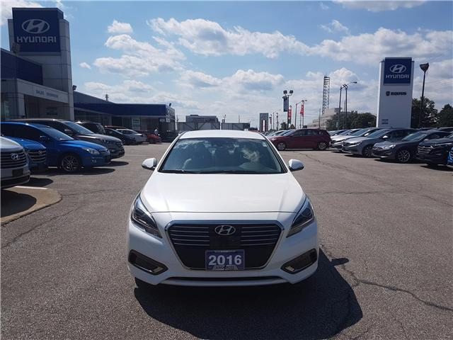 2016 Hyundai Sonata Plug-In Hybrid Ultimate (Stk: 26520A) in Scarborough - Image 2 of 12