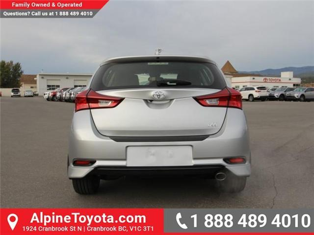 2018 Toyota Corolla iM Base (Stk: J553557) in Cranbrook - Image 4 of 17