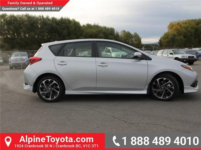 2018 Toyota Corolla iM Base (Stk: J553557) in Cranbrook - Image 6 of 17