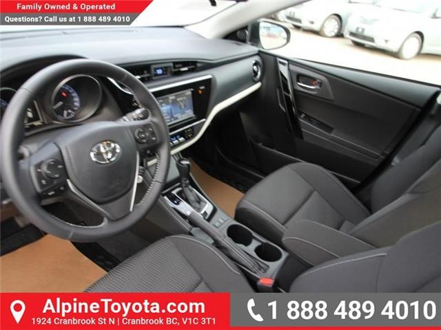 2018 Toyota Corolla iM Base (Stk: J553557) in Cranbrook - Image 9 of 17