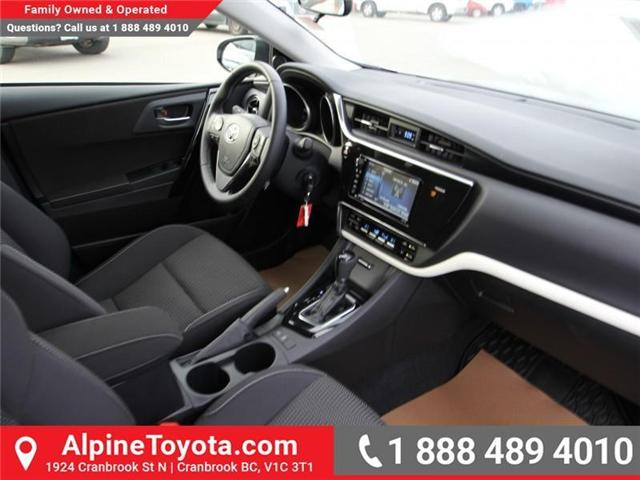 2018 Toyota Corolla iM Base (Stk: J553557) in Cranbrook - Image 11 of 17