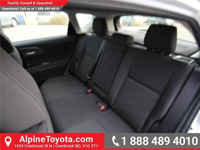 2018 Toyota Corolla iM Base (Stk: J553557) in Cranbrook - Image 13 of 17