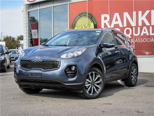 2018 Kia Sportage EX (Stk: SP18029) in Mississauga - Image 1 of 22